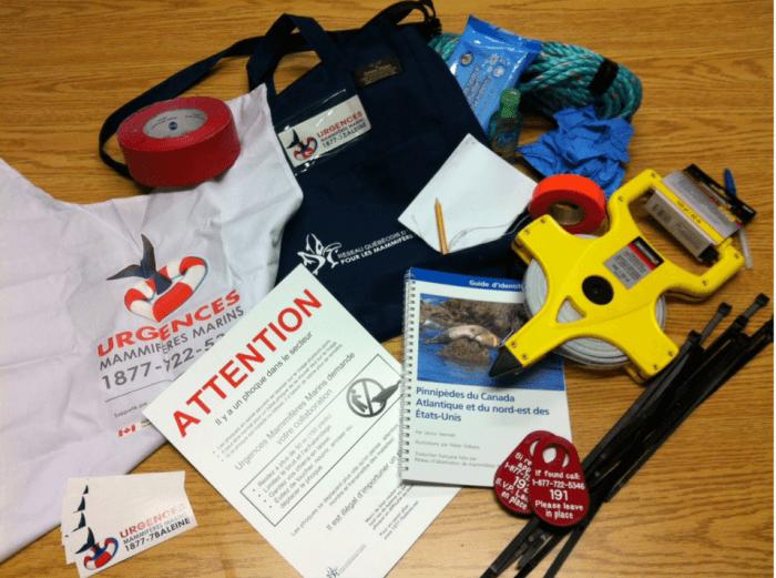 Volunteer response kit