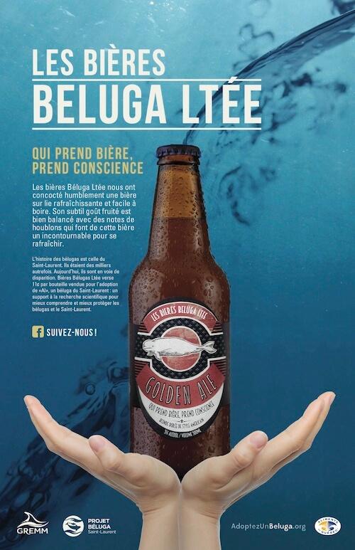 bière béluga