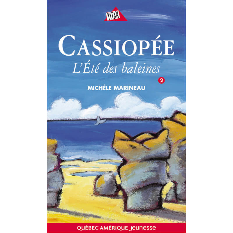 Couverture de Cassiopée : L'ère des baleines.